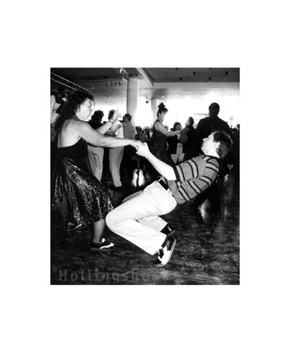 May 2001 Jive Dance Event in Festival Hall Ballroom