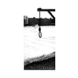 November 2000 Noose outside Prospect of Whitby in Wapping