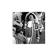 October 1997 Town Crier at Southwark Festival event, Borough Market
